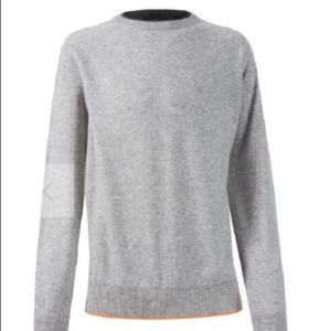 100% cashmere from Nepal, double neck sweater